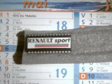 PUCE eprom Renault sport pour R21 2L TURBO RS235