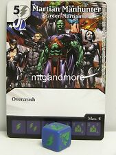 DC Dice Masters - 3x #061 Martian Manhunter Green Martian - Justice League