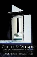 Goethe and Palladio: Goethe's study of the relationships between art and nature