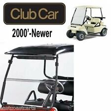 Club Car DS Golf Cart 2000'-Newer Windshield CLEAR (Free Shipping)