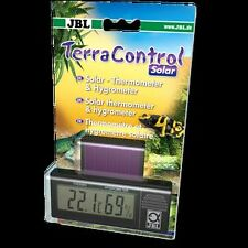 JBL TerraControl Solar - Solar-powered thermometer & hygrometer @ BARGAIN PRICE!