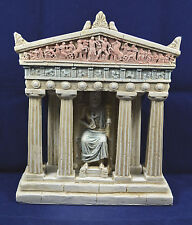 Zeus Temple sculpture ancient Greek God king of all gods artifact