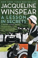 A Lesson in Secrets: A Maisie Dobbs Novel (P.S.) by Jacqueline Winspear