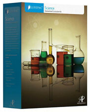 Lifepac Science Homeschool Complete 11th Grade Chemistry Set Alpha Omega AOP NEW
