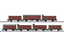 Trix 24540 - Güterwagen-Set G 10 - G 10, Glt 23, Gr 20