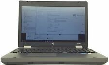 "HP Probook 6560B WX750AV 15.6"" Laptop Core i5 2.6GHz 4GB 500GB Win 10 Pro #KC"