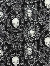 Alexander Henry SKULLDUGGERY-Upholstery Fabric!