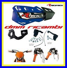Paramani RACETECH FLX universali Moto Cross Enduro Motard Mini Pit-Bike (Blu)