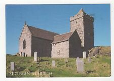 St Clements Church Rodel Harris 1993 Postcard 352a