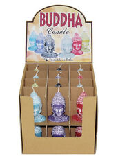 Fair Trade Buddha Candle, Gift Candles, Ethical Trade, 7cm, Made in Bali
