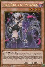 ISOLDE, BELLE OF THE UNDERWORLD   / SECRET RARE /  PGL2