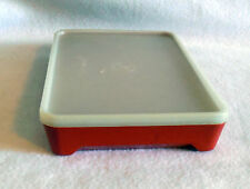 TUPPERWARE Meat Fish Hot dog cold cuts MARINATE STORAGE CONTAINER TRAY LID