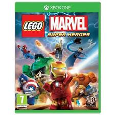 MARVEL SUPER HEROES XBOX ONE 7 Plus Bambini Gioco Nuovo E Sigillato UK PAL