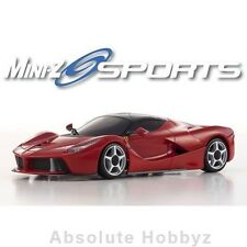 Kyosho Mini-Z MR-03S La Ferrari Red Version - Ready Set - KYO32212R-B