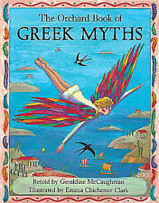 The Orchard Book of Greek Myths,ACCEPTABLE Book
