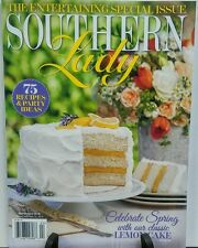 Southern Lady March/April 2016 75 Recipe & Party Ideas FREE SHIPPING