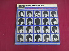 The Beatles mono Lp PMCO 1230 - A Hard Days Night (Australian Parlophone press.)