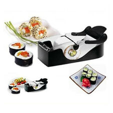 Sushi Roller Cutter Machine Kitchen Gadgets Magic Maker Perfect Roll DIY Tool