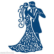 Tattered Lace Cutting Die - Dancing Couple - Wedding - D169 - New In