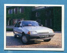 AUTO 100-400 Km - Panini -Figurina-Sticker n. 37 - CITROEN AX 1.0 45cv -New
