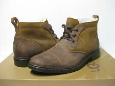 Ugg Glen Bomber Jacket Chestnut Men Boots US10.5/UK9.5/EU44