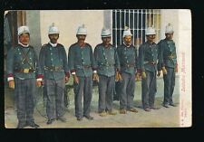 Mexico Mexican Soldiers 1911 PPC Faults