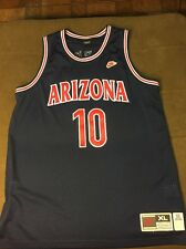 Authentic Nike Arizona Wildcats Mike Bibby NCAA Basketball Jersey Men's XL Rare