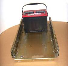 Sliding Battery Tray for Campers and RV