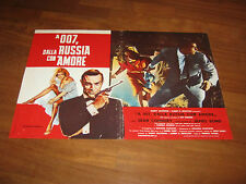 FOTOBUSTA,AGENTE 007 DALLA RUSSIA CON AMORE, Russia with Love,J.BOND,S.CONNERY,