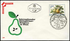 Austria 1972 Amateur Gardens Congress FDC First Day Cover #C18929