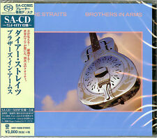 DIRE STRAITS-BROTHERS IN ARMS-JAPAN SHM-SACD G88