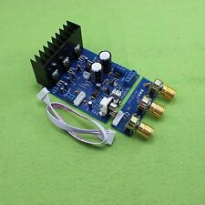 TDA2030A 2.1 3 Channel Subwoofer Amplifier Board TDA2030 20-40W with NE5532