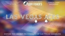 Las Vegas Aces (Online Instructions & Gimmicks) by Cody Fisher - Magic Trick