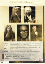 DVD Goldline Classics #3 + Haendel + Vivaldi + Corelli + Hidas + Haydn + Konzert