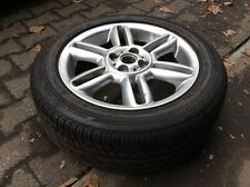 Mini Cooper R56 R50 Twin Spoke 119 Alufelge Bridgestone 195 55 R16 87H 6791940