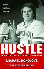 Hustle: The Myth, Life, and Lies of Pete Rose by Michael Sokolove (Paperback...