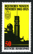 Germany 1269, MNH. Museum for Natural Sciences and Technology, 1978