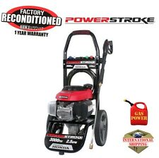 Powerstroke PS80325 3000 PSI Gas Pressure Washer Honda GCV 190 Engine Recon
