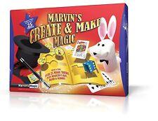 Marvin Magic-creare e Make - 25 trucchi magici per creare fare & eseguire NUOVO