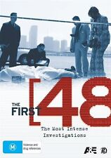 The First 48- The Most Intense Investigations (DVD, 2010, 2-Disc Set) Region 4