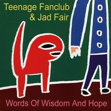 Words of Wisdom and Hope by Teenage Fanclub (Feb-2001, Alternative Tentacles CD