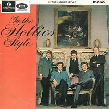 THE HOLLIES In The Hollies Style Vinyl Record LP Parlophone PMC 1235 1964 1st