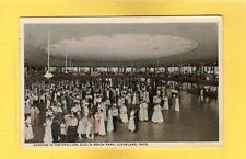 Cleveland, Ohio, OH, Dancing in the Pavilion, Euclid Reach Park used 1914