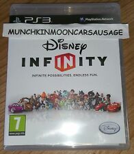 New Sealed Disney Infinity 2013 (1) GAME ONLY PAL Sony PlayStation 3 PS3
