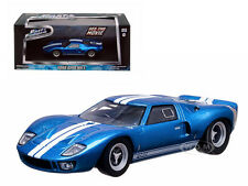 1969 FORD GT 40 MK I FAST AND FURIOUS MOVIE FAST FIVE 2012 1/43 GREENLIGHT 86224