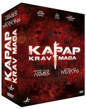 Pack - KAPAP - Defensa contra armas 3 dvd set knife gun COF63