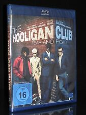 BLU-RAY THE HOOLIGAN CLUB - FEAR AND FIGHT  *** NEU ***