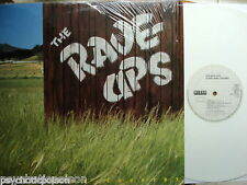 RAVE-UPS - Town & Country      weißes / white vinyl  LP