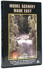 Woodland Scenics R973 Model Scenery Made Easy DVD New Sealed Item