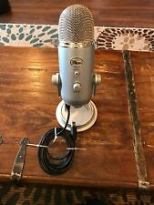 Blue Microphones Yeti Condenser Wired Professional Microphone